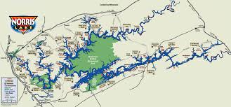Tennessee State Parks Map by Norris Lake Real Estate Knoxville Realtor Chuck Cavalaris