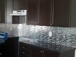 metal backsplashes for kitchens metallic porcelain tile peel and stick glass tile backsplash