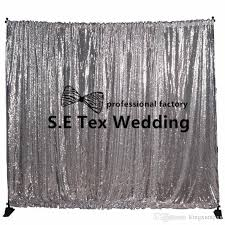 wedding backdrop prices wholesale price sequin panel wedding backdrop curtain stage