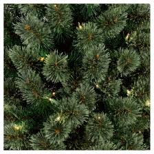 6ft prelit artificial tree slim virginia pine clear
