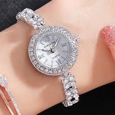 quartz diamond bracelet images Genuine kingnuos brand fashion casual women wristwatch roman jpg