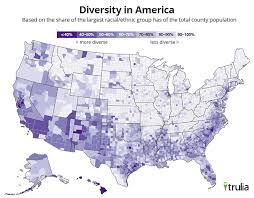 san jose ethnicity map finding diversity in america trulia s