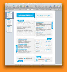 Free Pages Resume Templates Resume Templates For Mac Pages Free Bio Letter Format