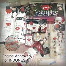 exclusive agent indonesia beauty white vire by benny