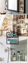 Bathroom Storage Ideas 20 Clever Bathroom Storage Ideas Hative