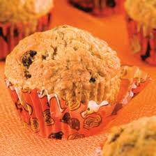 cuisiner la citrouille muffins à la citrouille et aux raisins recettes cuisine et
