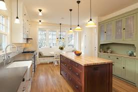 kitchen galley kitchens ideas red cabinets in kitchen double