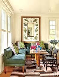 breakfast nook with storage bench gorgeous corner kitchen table