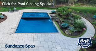 b u0026b pool and spa center inground swimming pools ny and nj pool