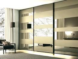 Wardrobe Closet With Sliding Doors Closet Sliding Door Premiumratings Org