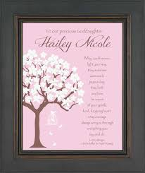 gifts for communion goddaughter personalized gift communion or baptism gift gift
