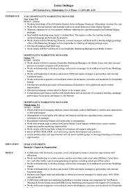 hospitality resume exle hospitality marketing manager resume sles velvet exles