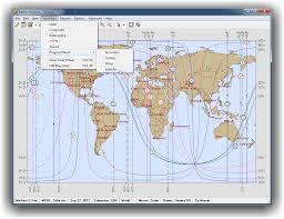 Map Types Matrix Horizons Features List