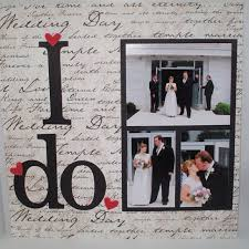 scrapbook for wedding 279 best scrapbook wedding ideas images on paper