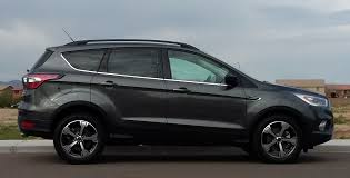 Ford Escape Fuel Economy - 2017 ford escape se the daily drive consumer guide