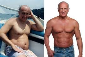 5 kakek kakek ini tubuhnya berotot kekar paling seru