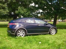 2007 honda civic 2 2 diesel manual new mot no advisory 3