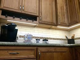 how to install led lights under kitchen cabinets l kitchen cabinets led strip lights under cabinet lighting