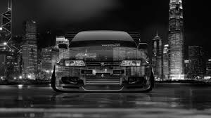 nissan gtr skyline wallpaper r32 el tony