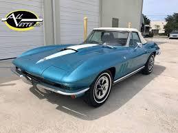 1965 corvettes for sale 1965 chevrolet corvette in stuart fl allvette llc