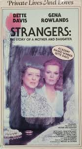 Betty Davis Daughter by Amazon Com Strangers The Story Of A Mother And Daughter Vhs
