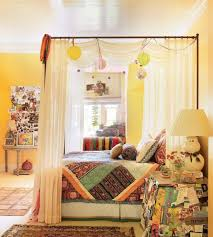 bohemian bedroom inspiration four poster beds with boho chic vibes pamper your senses