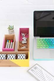 Desk Decor Diy 40 Diys For Your Desk