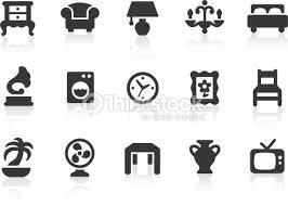 home interior vector home interior icons vector thinkstock