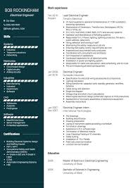 electrical engineer cv examples and template
