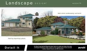 punch landscape design and home unique landscape