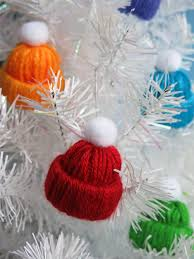 make it miniature winter hat yarn craft left on peninsula road