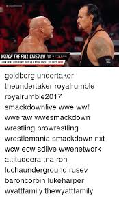 Wwe Network Meme - royal umble watch the full video on network join wwe network and