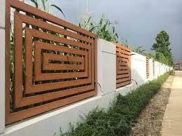 Best Fence Ideas Images On Pinterest Fence Ideas Garden - Home fences designs