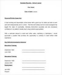 Sample Resume Fill Up Form by Resume Talynn Shahan 424 N Johnson Place Porterville Ca 93257 573