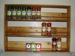 Spice Rack Argos Glass Spice Jars Ebay