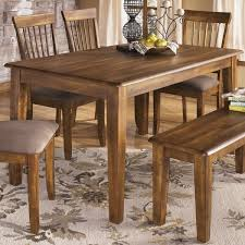 Overstock Dining Room Furniture Signature Design By Ashley Berringer Rectangular Dining Room Table