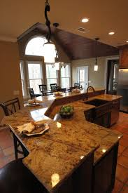 kitchen design cuisine kitchen island slide out dining table