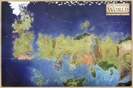 Thousand Islands Map Westeros Essos And The Known World Of Game Of Thrones Google
