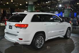 2017 jeep grand cherokee custom 2017 jeep grand cherokee summit brings hand crafted leather and
