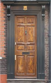 Unique Front Doors Apartments Amazing American Craftsmen Style Door Design With