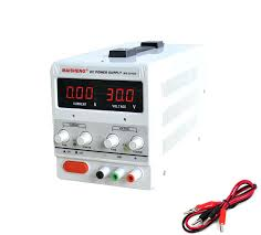 Variable Bench Power Supply With Lcd And Monitor Display Variable Bench Power Supply Circuit 0 30vdc 0 10a Bench Power