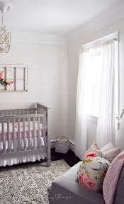 Diy Nursery Decor Pinterest by Farmhouse Nursery Diy Shiplap Wall How To Plank A Wall