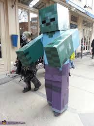 10 diy minecraft costume ideas our three peas
