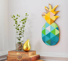 washi tape dry erase calendar how to paint a geometric pineapple on wood madeinaday com