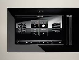 jung smart panel design switches smart control room controller