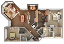 great room floor plans two bedroom with great room cypress glen retirement