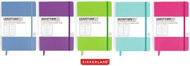leuchtturm 1917 notebook win 2 leuchtturm1917 notebooks by kikkerland the ultimate