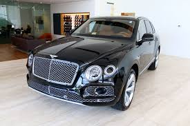 2018 bentley bentayga w12 onyx stock 8n018126 for sale near