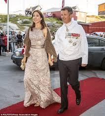 prince frederick prince frederick and princess of denmark end greenland