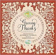 giving thanks poems prayers and praise songs of thanksgiving